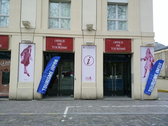 Picture of office de tourisme de for Office de tourisme de versailles
