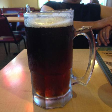 El Camino Real: Nice draft beer