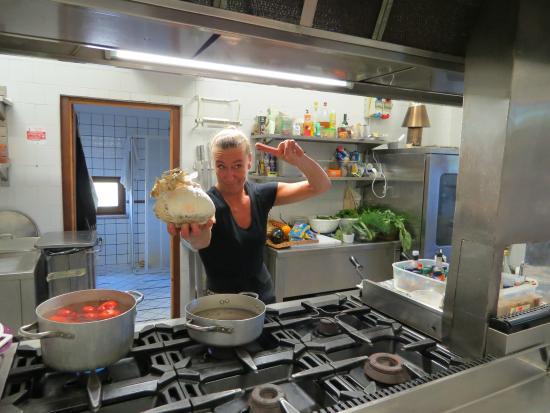 Hosteria Mattta: tutti in cucina!