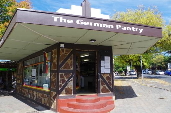 The German Pantry
