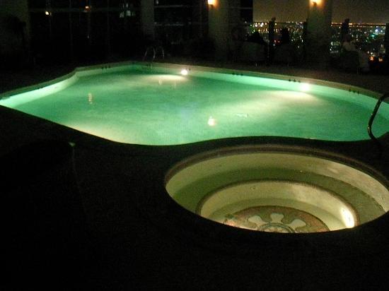 Oryx Hotel: piscina hotel