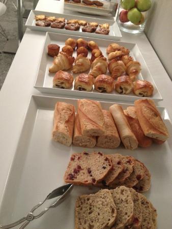 Hotel Key Largo : pain maison