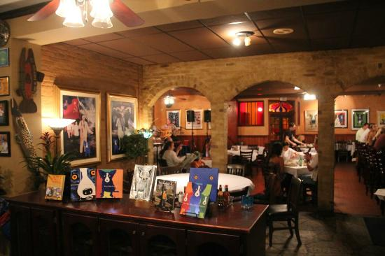Blue Dog Cafe Lafayette La