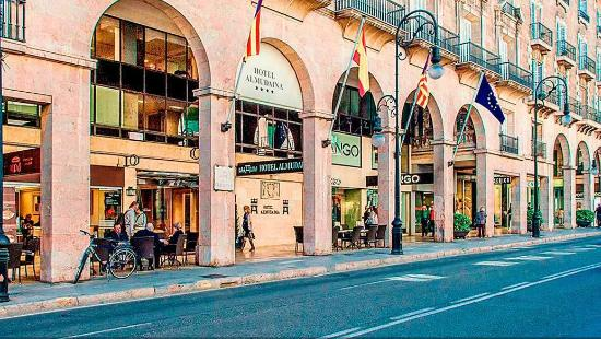 Jaime iii avenue bild von almudaina hotel palma de for Hotel palma de mallorca