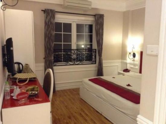 Calypso Suites Hotel: 部屋