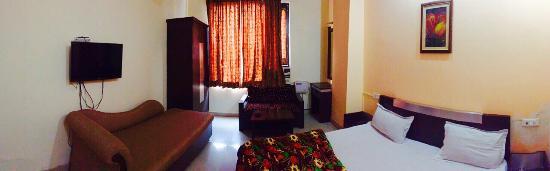 Hotel Sukhman International: super deluxe