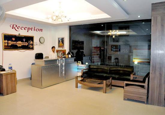 Hotel Sukhman International: reception