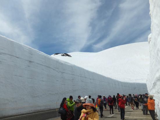 how to get to tateyama kurobe alpine route from tokyo