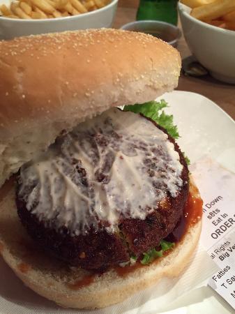 Velvet Burger: Animal Rights