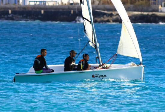 Naoussa Sailing Team