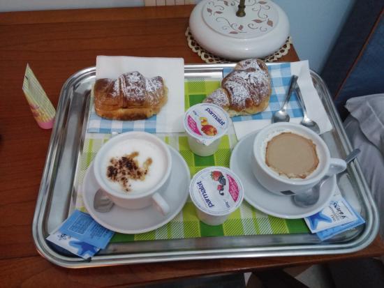 Suite Partenopea: la nostra super colazione!