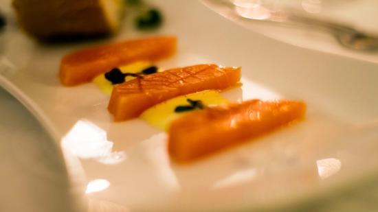 Restaurant valentin bodensee forelle restaurant valentin soup allesbio goodfood finewine