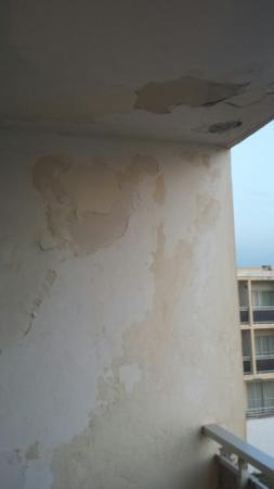 Safir Hotel Mazafran : Mazafran horror