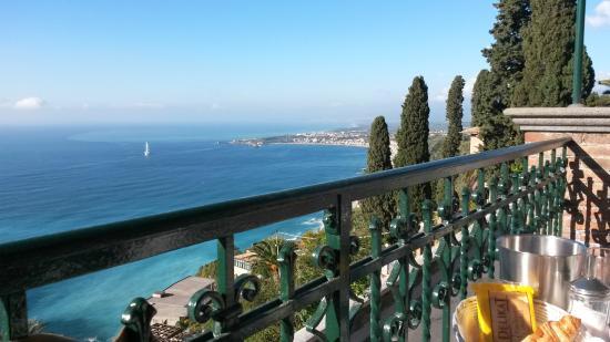 Hotel Villa Schuler Taormina Sicily Italy