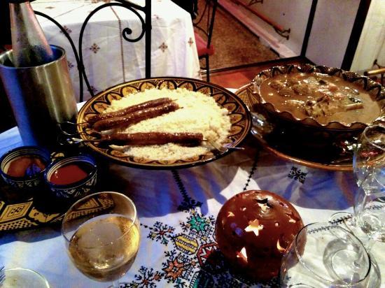 Restaurant Wiame: Un très bon couscous