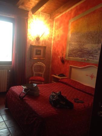 Hotel Bolero: Camera