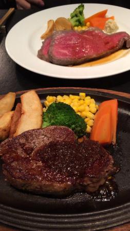 Steak House Beef Okuma