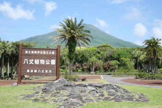 Hachijo Botanical Park