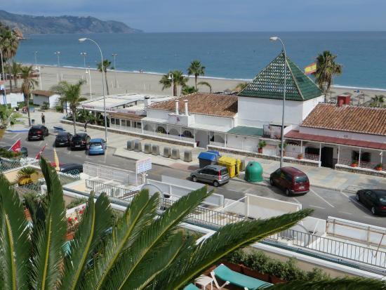 Apartamentos HC Burriana Playa: View from balcony