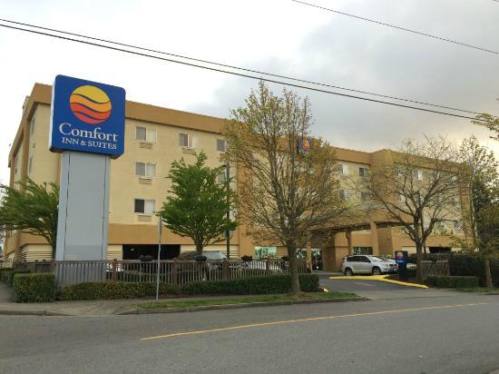 Comfort Inn & Suites Seattle