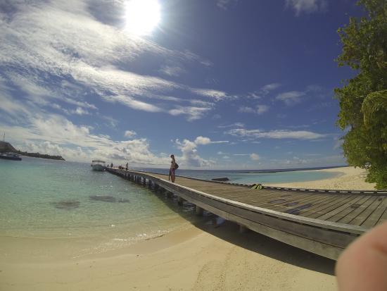 Остров Курамати: Kuramathi Island Resort