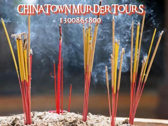 Melbourne Murder Tours