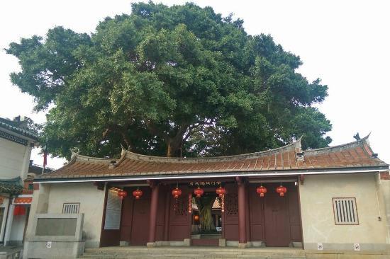 Qingjinmen Township Zhongbingshu: 讚