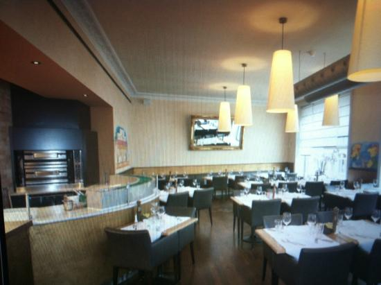 The Grape: Зал ресторана