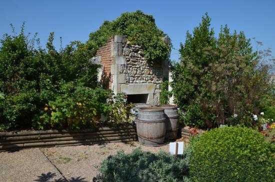 Maison des Sancerre : Le jardin