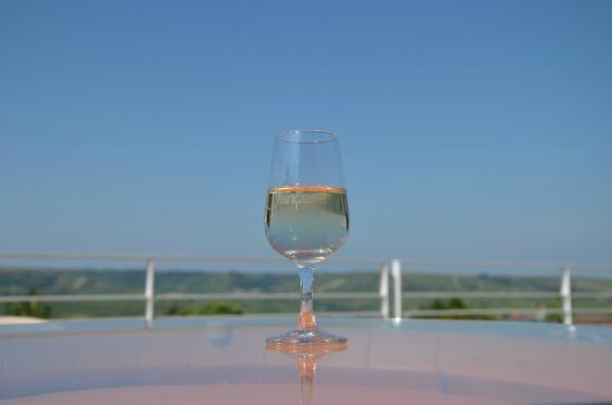 Maison des Sancerre : Le verre de vin inclus dans la visite