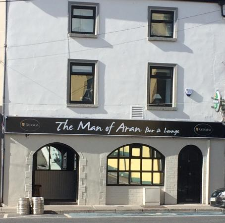 Tuam, Irlanda: The Man of Aran