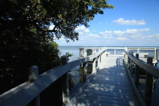 Longboat Key, FL: Overlook, Sarasota Bay