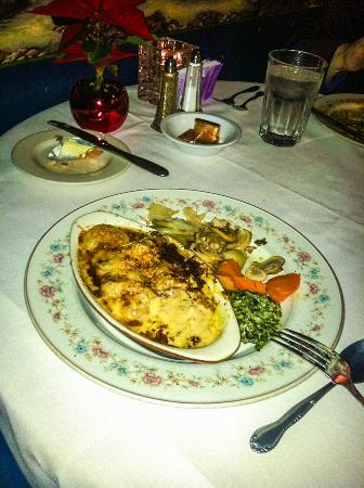 Cafe de Paris: Coquilles St. Jacques