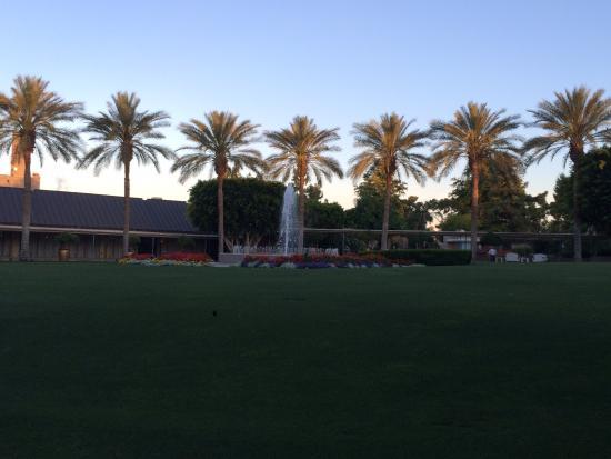 A map of the Arizona Biltmore campus. - Picture of Arizona Biltmore ...