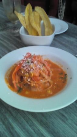 Restaurante Mok by Fuad Akel: Delicia .!! :)