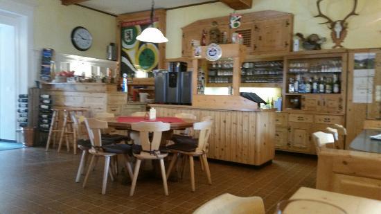 Restaurant a la Staziun