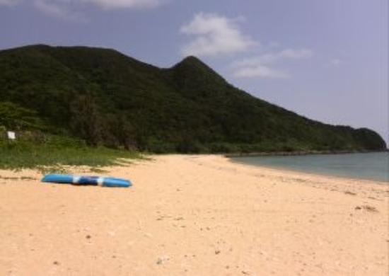 アーラ浜, 時間を忘れそうなプライベートビーチ
