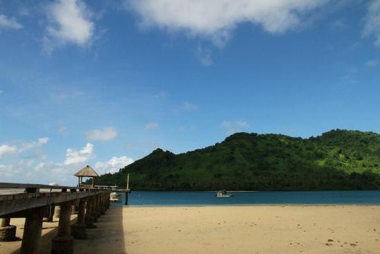 Lalati Resort & Spa: The view