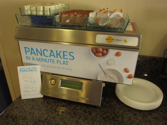 pancake machine inn