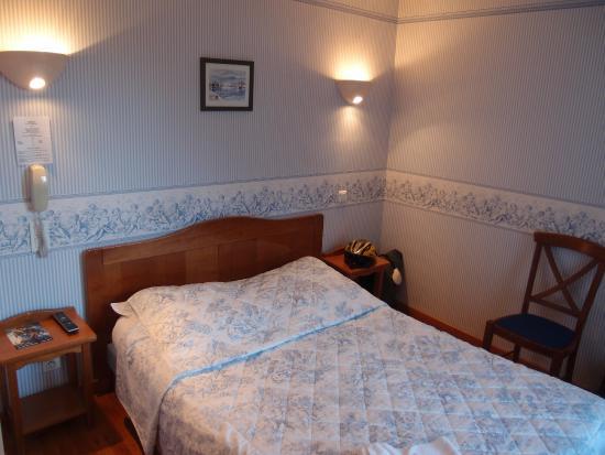 Grand Hotel de l'Europe: kamer