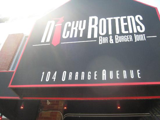 ‪Nicky Rottens Bar & Burger Joint‬