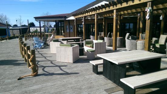 Mash And Barrel New Outdoor Area Picture Of Seashore