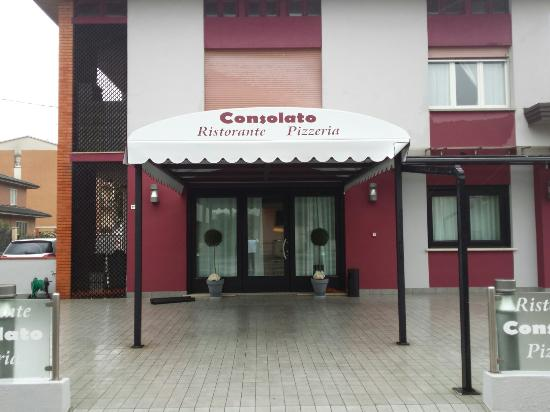 Ristorante Pizzeria Consolato: RISTORANTE  PIZZERIA  CONSOLATO