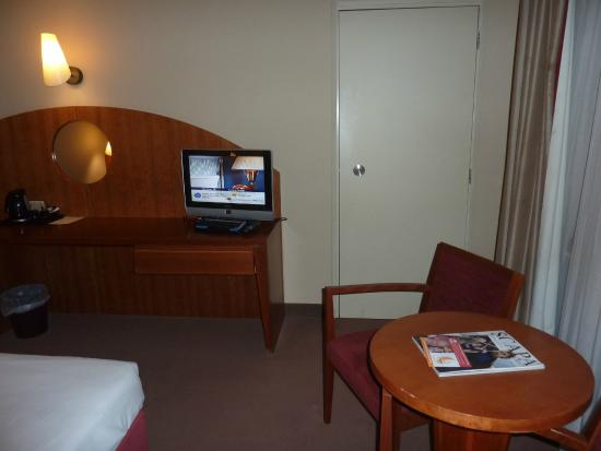 Astoria Hotel Antwerp: camera