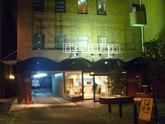 Hotel Sun Plaza Sakai Honkan: 正面