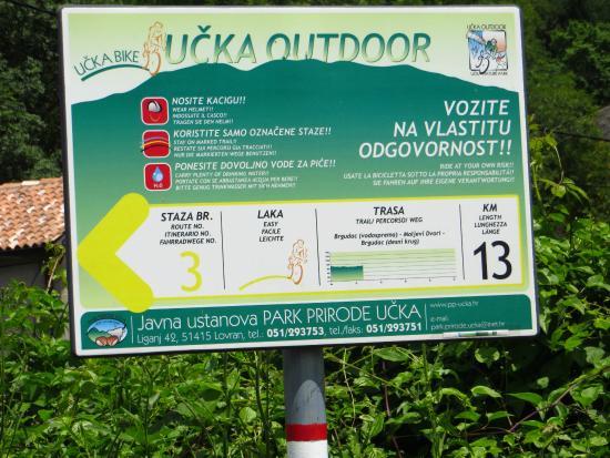 Villa Luppo: Ucka outdoor