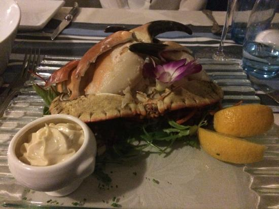 The Guildhall Tavern: Poole dressed crab