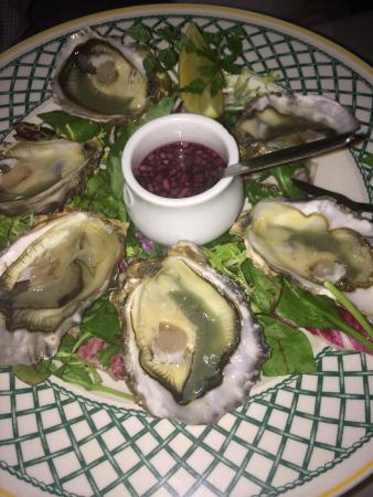The Guildhall Tavern: Delicious oysters