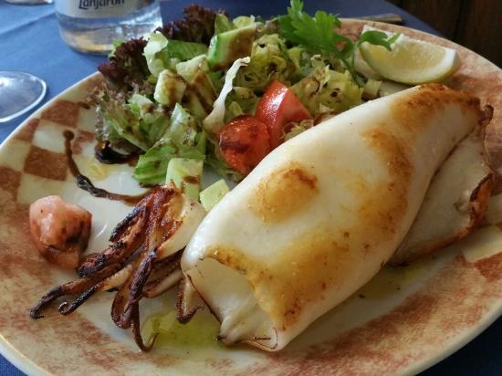 Guejar Sierra, Spain: Restaurante La Hacilla