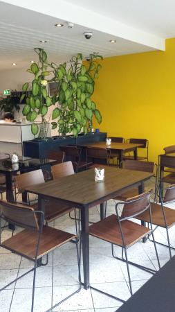 Hotel Neue Kräme: Zona colazione